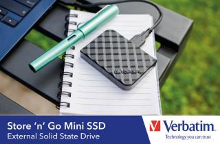 Store'n'Go Mini SSD