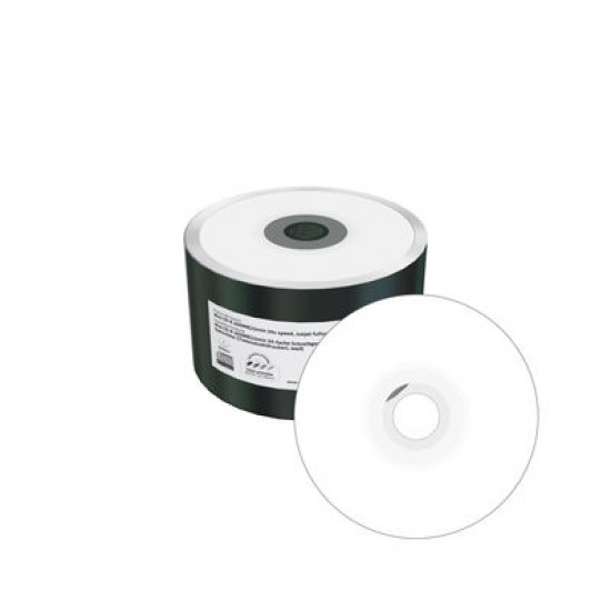 MediaRange Mini CD-R 24x 200MB Inkjet Printable 50pk