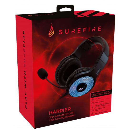 SureFire Harrier 360 Gaming Headset