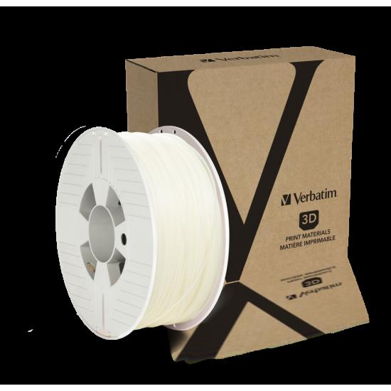Verbatim PLA Filament 1.75mm 1kg Transparent