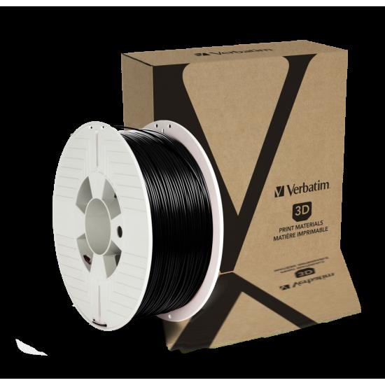 Verbatim PLA Filament 1.75mm 1kg Black