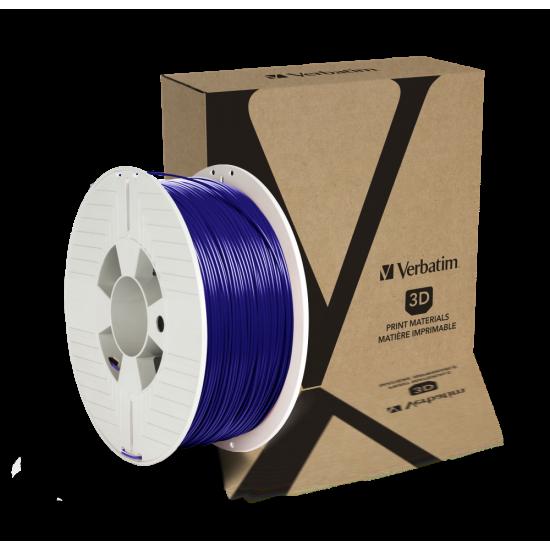 Verbatim PLA Filament 1.75mm 1kg Blue