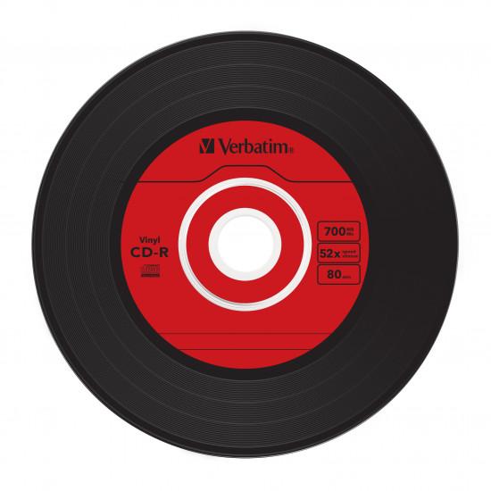 Verbatim CD-R AZO Data Vinyl SC 10pk