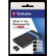 Verbatim 2.5'' Enclosure Kit USB 3.2 Gen 1
