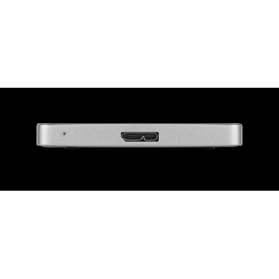 Verbatim Store 'n' Go ALU Slim Portable HDD 2TB